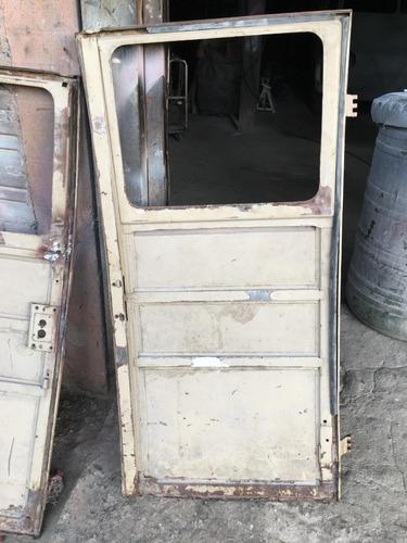 portas salão kombi antiga corujinha (valor do par)