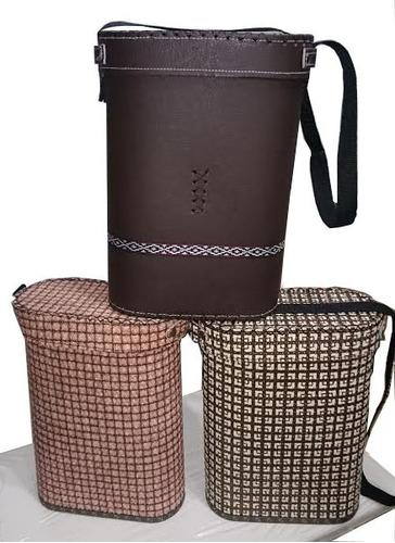 portatermo bolso matero cuero ecologico excelente calidad