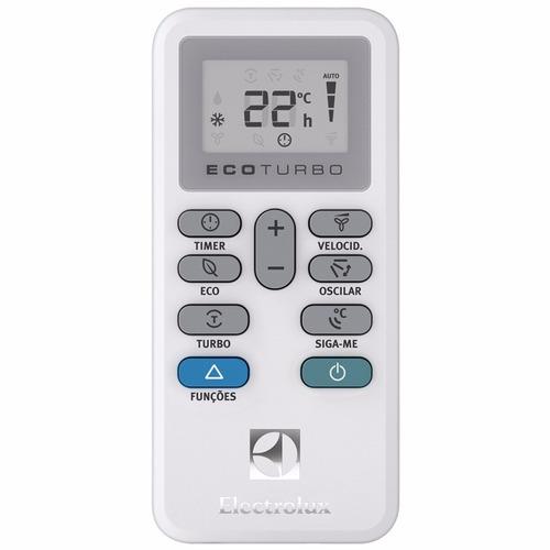 portátil 10.000 btus condicionado electrolux