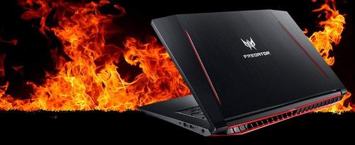 portatil acer predator helios i7 16gb 1tb + 256gb gtx 1060