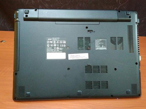 portátil acer- usado