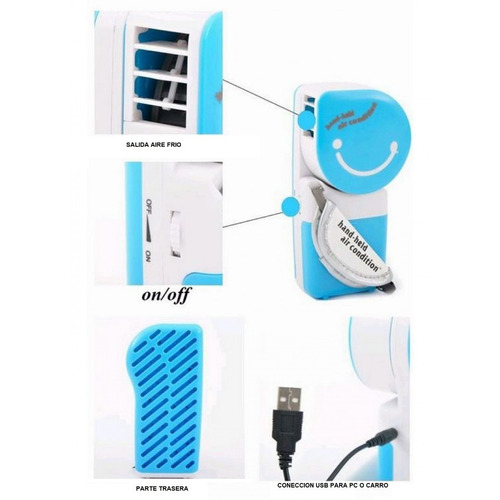 portatil aire aire acondicionado