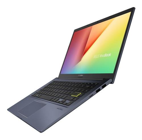 portátil asus 14, core i3 10a gen, 512ssd, 4gb ram+32gb opta