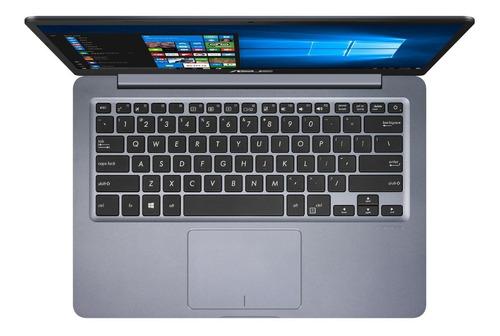 portátil asus 14'' e406sa atom e8000 4gb 64gb incluye office