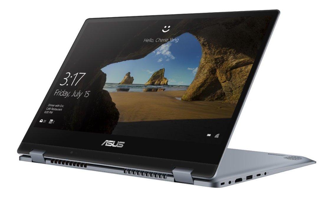 Portatil Asus Tp412fa I5 8265u 4gb 256ssd 14 Fhd Touch W10 ...