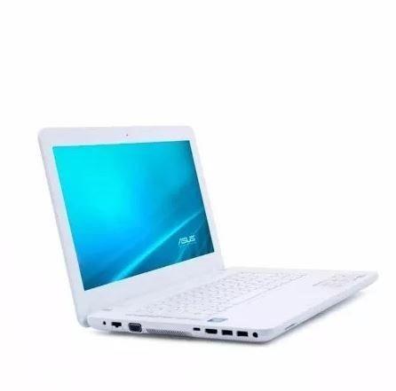 portátil asus x441n celeron n3350 14 + mouse +obsequio funda