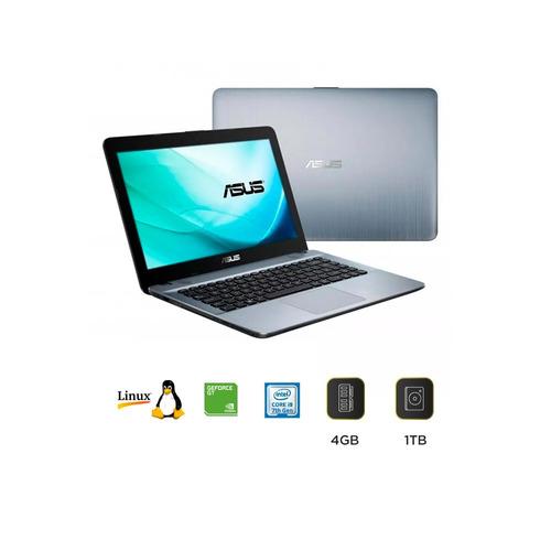 portatil asus x441uv core i5 ram 4gb 1tb 14 pulg video 2gb