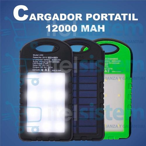 portátil celular cargador