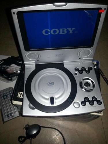 portatil coby dvd