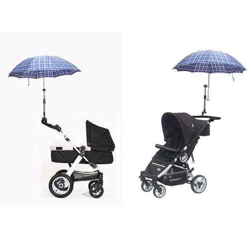 portátil cochecito de bebé cochecito paraguas soporte de l