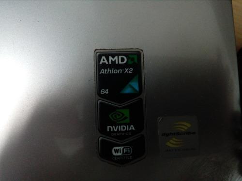 portatil compaq dual core