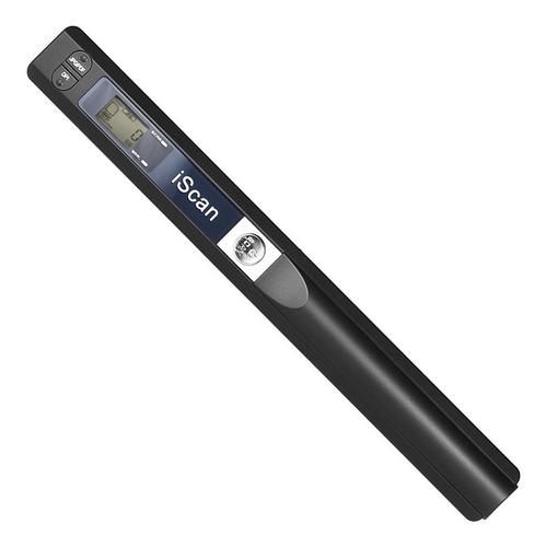 portátil de mano vara inalámbrico escáner a4 tamaño 900dpi