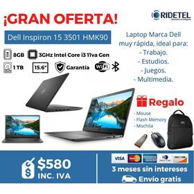 Portatil Dell Core I3 - 11va Generación