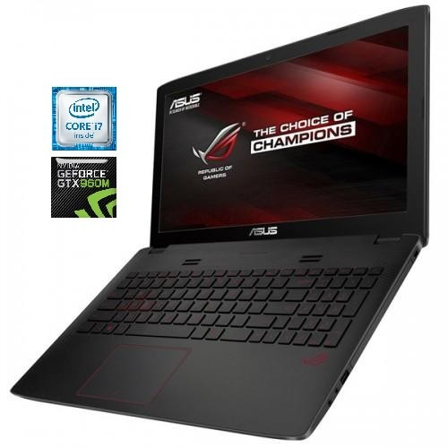 Portatil Gamer Asus Glv552v, Core I7 6th, 8 Ram, 1 Tera, 2gb ...
