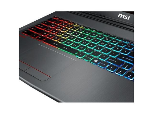 portatil gamer msi i7-7700hq 16gb 1tb + 256gb gtx 1050ti 4gb