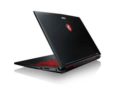 portatil gamer msi i7 / ram 8 gb / gtx 1050, 4gb gddr5