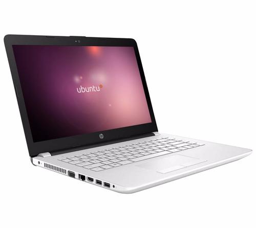 portátil hp 14-bs006la iceleron 1tb 4gb ubuntu 1gr60la