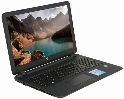 portátil hp-15 f014wm notebook bundle / cuádruple núcleo am
