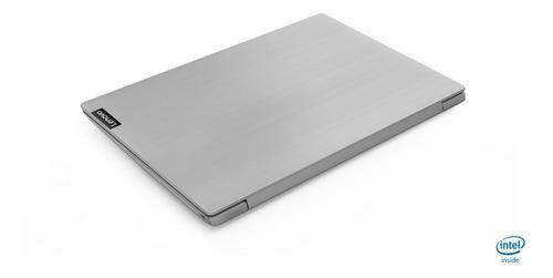 portatil lenovo i5 8gb 1tb+128gb ssd ideapad l340 15.6  grey