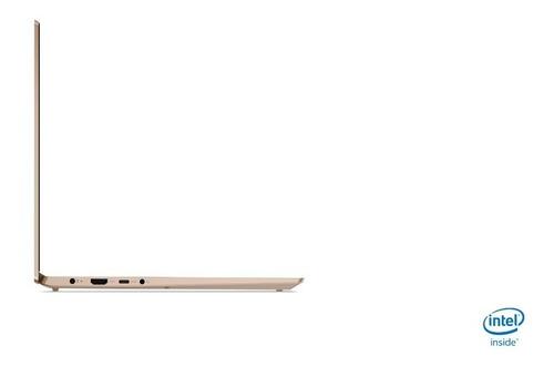 portatil lenovo i5 8gb 256gb ssd ideapad s540 14 fhd copper