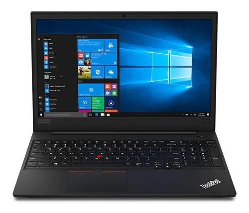 portatil lenovo i7 8gb 256gb ssd thinkpad e590 15.6  wpro