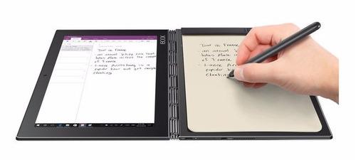 portátil lenovo yoga book 10.1 compacta lápiz óptico 64 gb