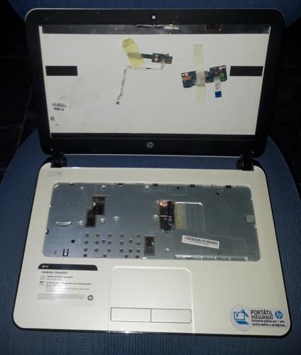 portatil para repuestos hp 14-r001la series leer descripcion