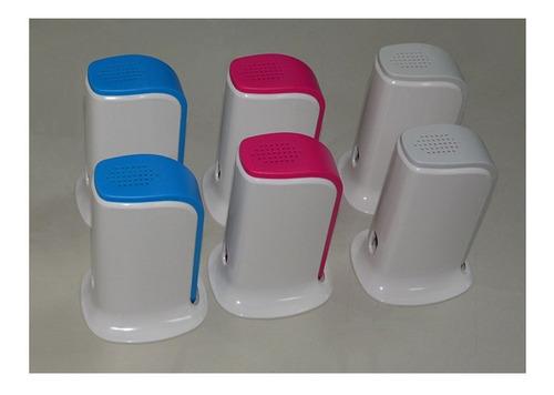 portátil tamanho zh-a010 super alta velocidade plástico tran