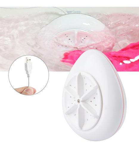 portátil ultrasónico lavadora de viaje mini lavanderado limp