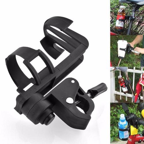 portavasos de bicicleta, motocicleta, carreolas resistente
