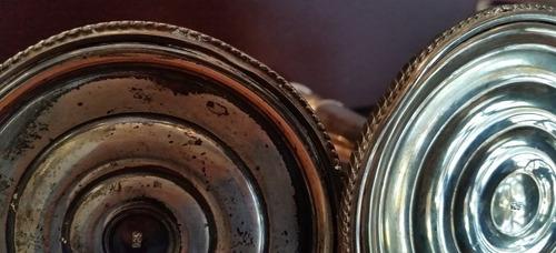 portavelas de plata 0.925 plata esterlina candelabros de una