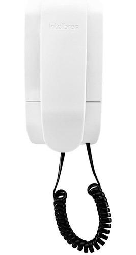 porteiro eletrônico intelbras ipr 1010 branco