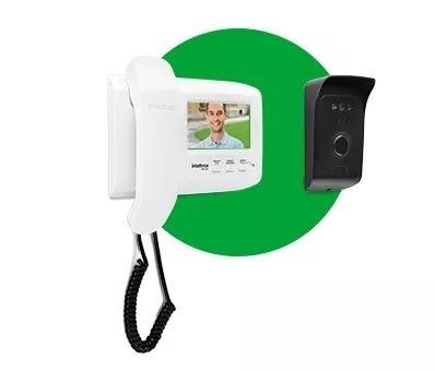 porteiro intelbras vídeo