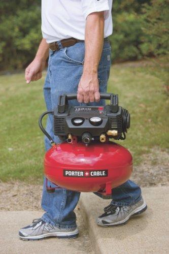 porter-cable c2002 compresor de crepes umc sin aceite