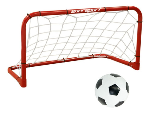 portería de fútbol plegable - enersport