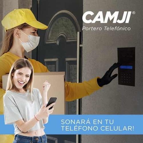 portero - timbre telefónico para edificios o barrio cerrado.