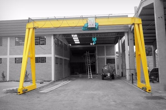 Portico rolante 7 toneladas r em mercado livre for Avvolgere l aggiunta portico