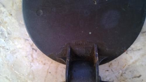 portinhola do tanque combustivel monza 82/97 original gm