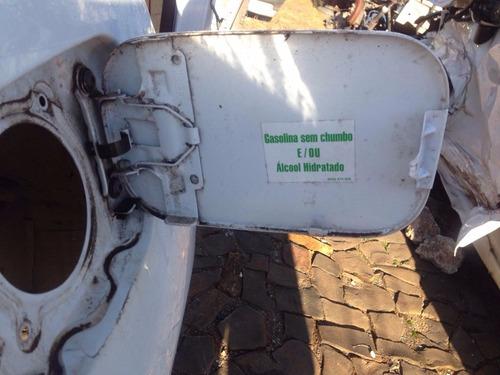 portinhola do tanque sandero gt line usada original