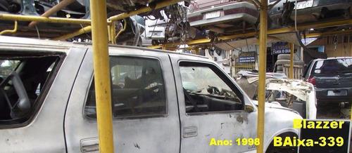 portinhola/tampa combustível blazer 98