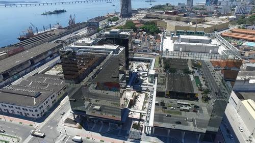 porto atlântico business square - lojas, salas comerciais