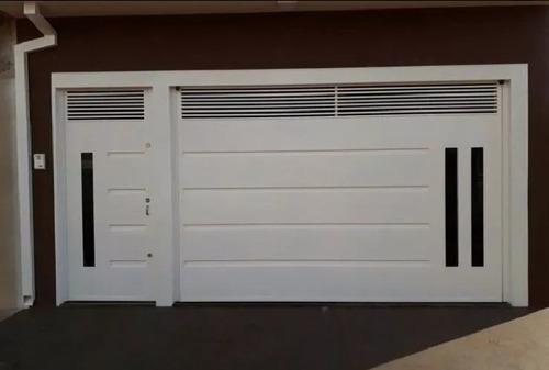portão automático basculante - entrega em 15 dias