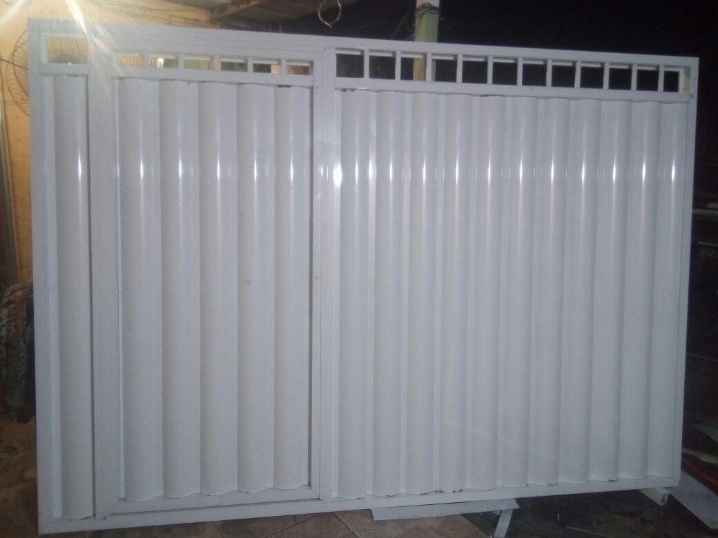 Port 227 O De Garagem B 250 Zios Branco Frete E Instala 231 227 O Gr 225 Tis