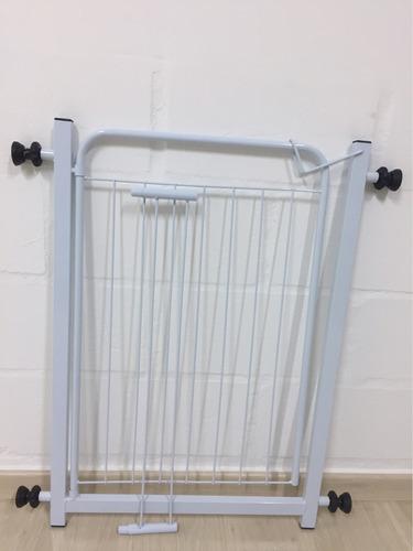 portão grade de proteção portas crianças e pet  portão caes