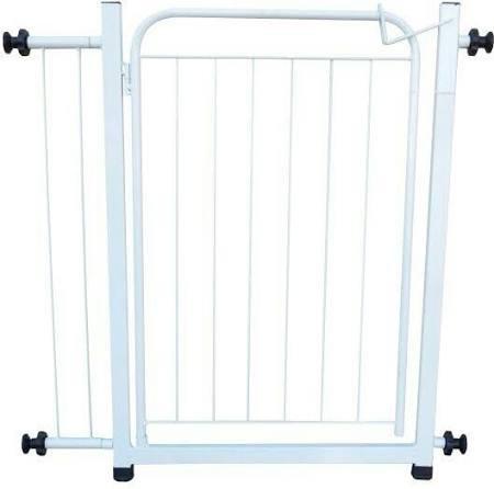 portão grade proteção criança cachorro pet 71 a 81cm ( s )