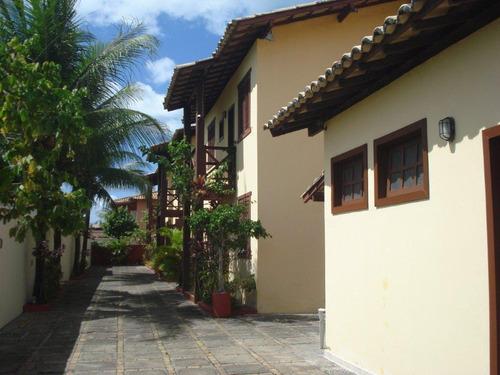 porto seguro condomínio de 7 casas mobiliadas lazer - 47