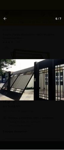 portões automáticos e social