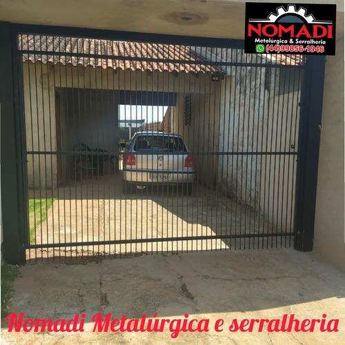 portões basculantes ou correr