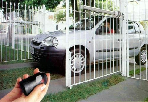 porton automatico corredizo levadizo servis- instal