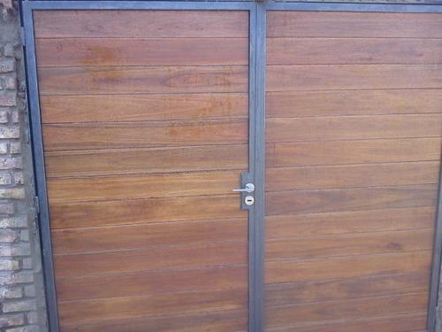 portón de garage
